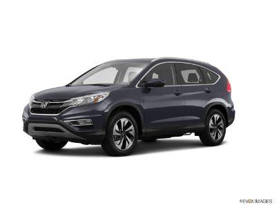 2015 Honda CR-V TOURING AWD (Modern Steel Metallic)