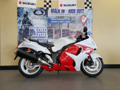 2018 Suzuki Hayabusa SuperSport Motorcycles Melbourne, FL