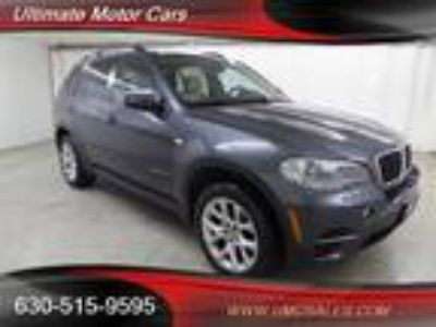 2012 BMW X5 xDrive35i Sport Activity 3.0L Turbo I6 300hp 300ft. lbs.