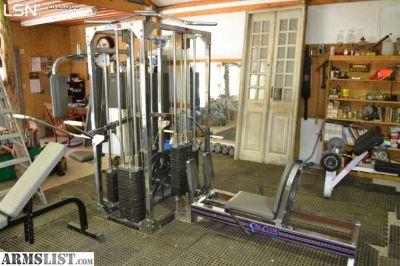 For Sale: Cal-Gym