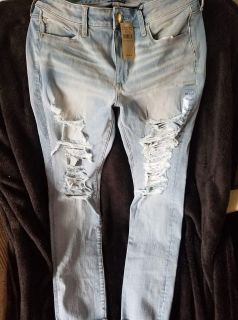 Size 12 AE jeans nwt