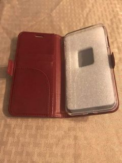 Iphone xs max folio case with card slots