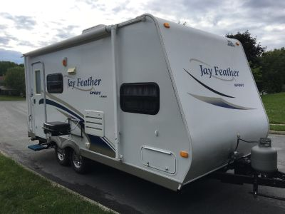 2010 Jayco JAY FEATHER SPORT