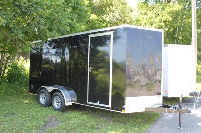 2018 Haulmark HMVG716T-3000 Cargo Trailers Trailers Adams, MA