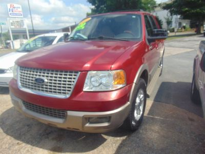 2004 Ford Expedition Eddie Bauer (Maroon)