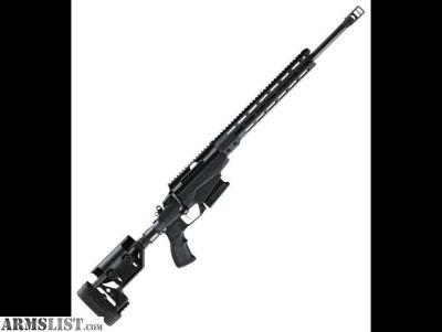 For Sale: Beretta Tikka T3X TAC A1 Precision Bolt-Action Rifle