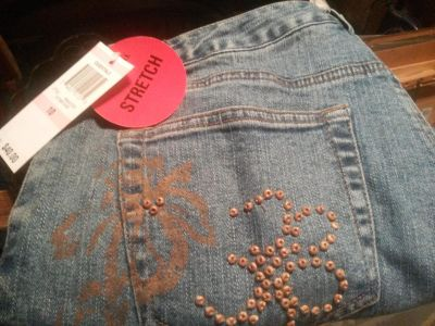 Nwt style &co. Stretch jeans size 10