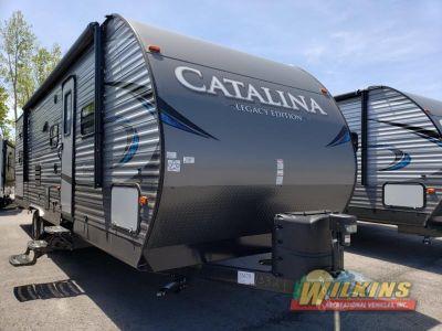 2019 Coachmen Rv Catalina Legacy 293QBCK