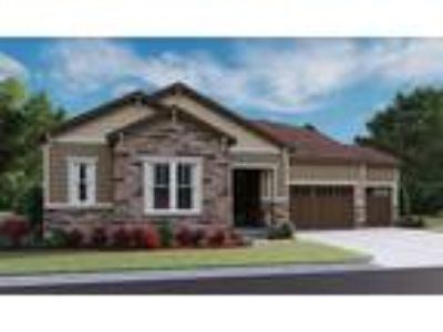 The Holden by Richmond American Homes: Plan to be Built