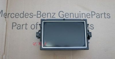 Buy # A1729008500 GENUINE Mercedes ML GL SLK C GLK SL LCD Navigation Screen Monitor motorcycle in Irvine, California, United States, for US $199.99