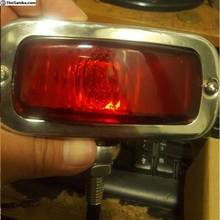 3rd Brake Light never mounted