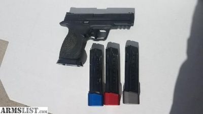 For Sale: S&W M&P 9 limited gun