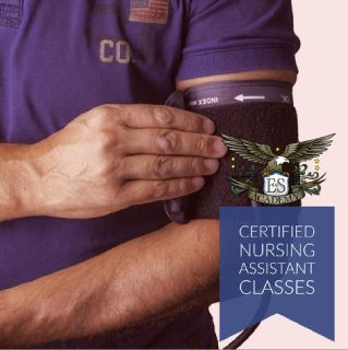 Certified Nurse Assistant Training in 4-weeks at E & S Academy