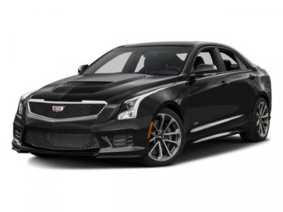 2018 Cadillac ATS-V Sedan 4DR SDN (Vector Blue Metallic)
