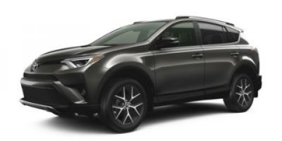 2016 Toyota RAV4 SE (Silver Sky Metallic)