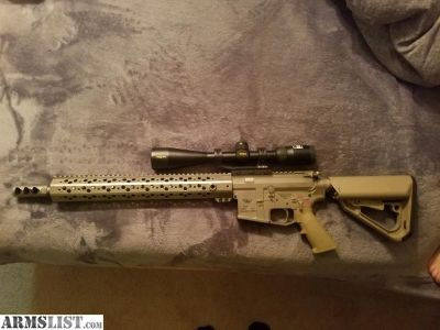 For Sale: Wmd ar15