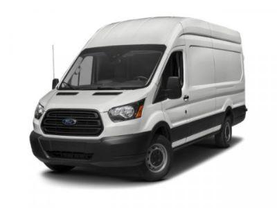 2019 Ford TRANSIT VAN w/Sliding Pass-Side Cargo Door (Blue Jeans Metallic)
