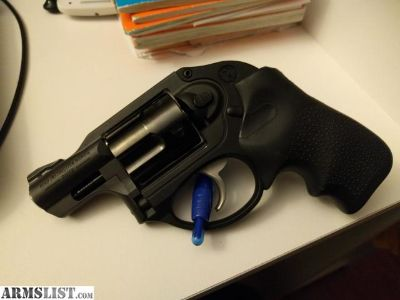 For Sale: LCR 9mm