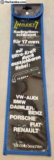 Vintage Hazet Plastic Holder For Lug Wrench 771