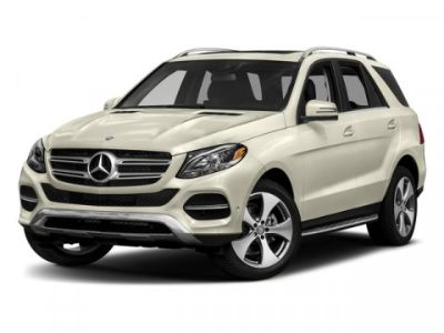2018 Mercedes-Benz M-Class ML350 4MATIC (Blue)