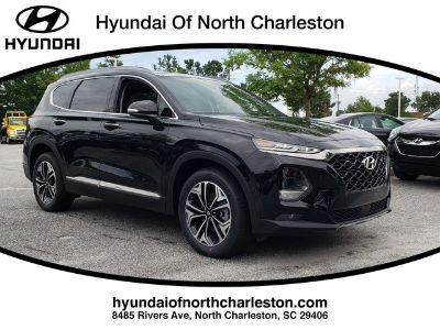 2019 Hyundai Santa Fe LIMITED 2.0T (Twilight Black)