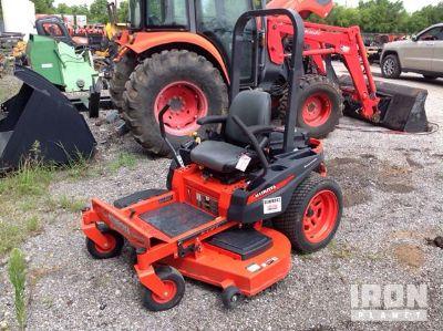 Kubota Z125SKH Mower
