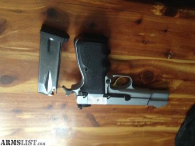 For Sale: Rare Belgium made browning 9mm
