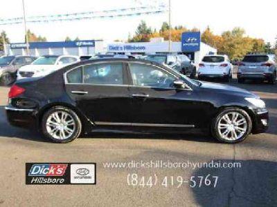 2012 Hyundai Genesis 4.6 Premium