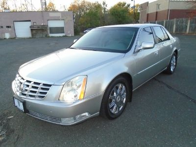 2007 Cadillac DTS Luxury 2 4-Speed Automatic
