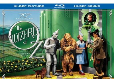 The Wizard of Oz 70th Anniversary Limited Edition DVD Set