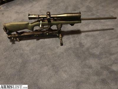 For Sale: Sako rifle and Burris scope combo
