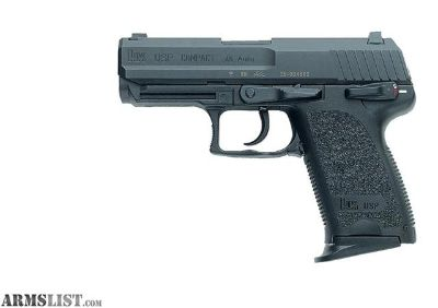 For Trade: Hk USP compact 9mm