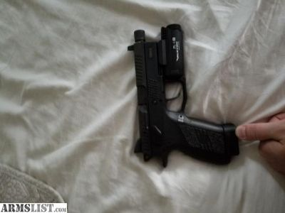 For Sale: Cz p07 tactical