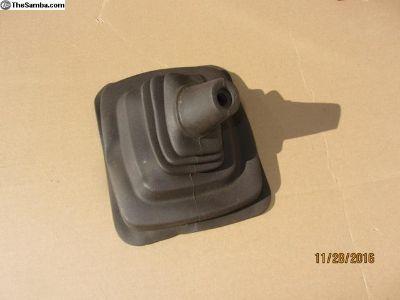 brown vanagon shifter boot