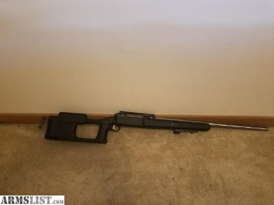For Sale/Trade: Savage long range 6mm (.243 win)