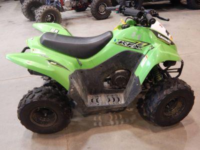 2017 Kawasaki KFX50 Kids ATVs Concord, NH