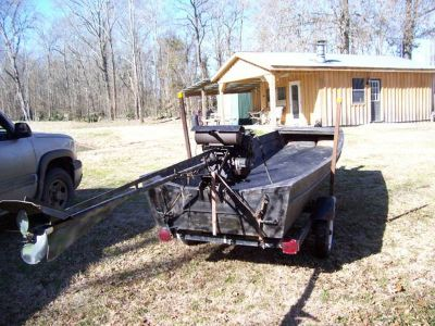 CUSTOM DUCK BOAT WGO-DEVIL (MONROE)