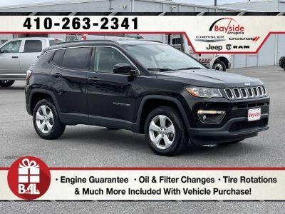 2018 Jeep Compass LATITUDE 4X4 ()