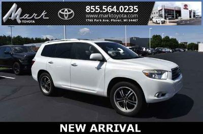 2008 Toyota Highlander Limited All Wheel Drive W/Heated Leather Seats