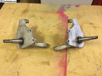 """2 1/2"""" Drop Spindles-Ball joint disc brake"""