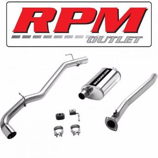 Purchase MAGNAFLOW 15811 MF CAT BACK EXHAUST FOR 2000 TOYOTA TACOMA PRE-RUNNER 3.4L V6 motorcycle in Gilbert, Arizona, United States, for US $575.34