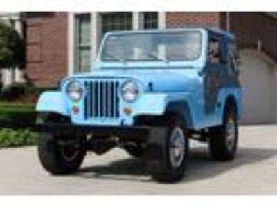 1960 Jeep CJ5 4WD Restored, Low Mileage!