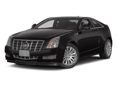 2014 Cadillac CTS 3.6L Premium (Red Obsession Tintcoat)