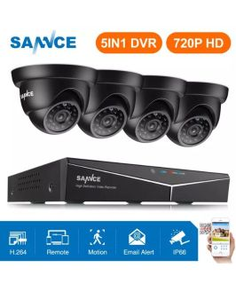 Security Cameras Sannce