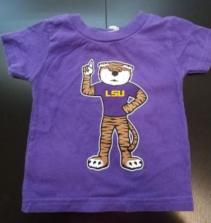 Baby Boys Size 12 Months LSU Tee
