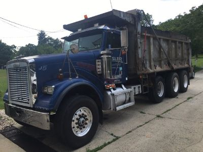 1997 Freightliner FLD120 Classic