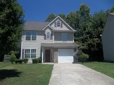 3 Bed 2.5 Bath Foreclosure Property in Union City, GA 30291 - Brookstone Way
