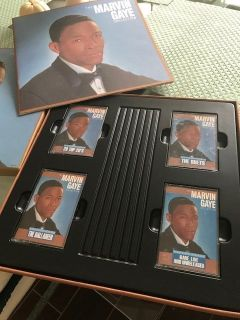 Marvin Gaye Collection...4 cassettes