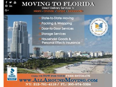 Moving to Miami From New York