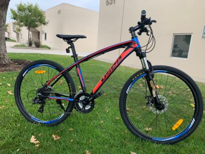 26 mountain bike 24-speed
